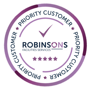 robinsons facilities services priority customer