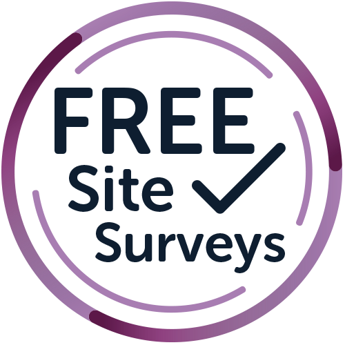 Get a FREE site survey