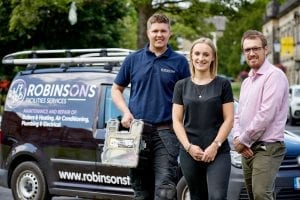 Robinsons Facilities Services Harrogate