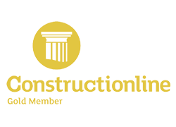 Construction Line Gold Member logo